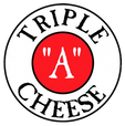 triple A cheese logo